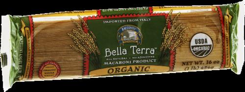 Racconto Bella Terra Organic Whole Wheat Capellini Angel Hair Perspective: back