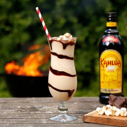 Kahlúa Coffee Liqueur Perspective: back