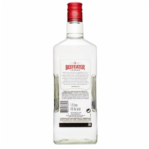 Beefeater London Dry Gin Perspective: back
