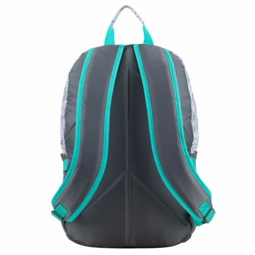 Fuel Dynamo Backpack - Henna Paisley Perspective: back