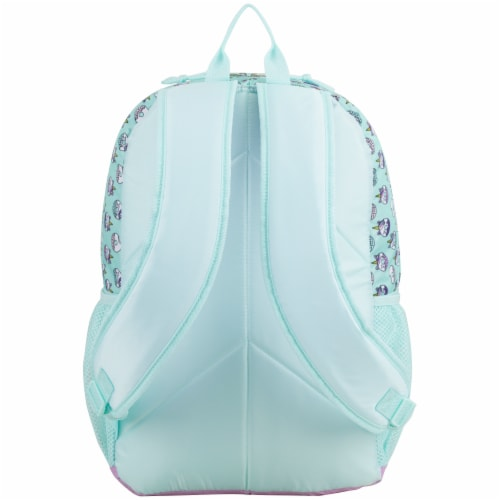 Fuel Unicorn Donuts Triple Decker Backpack Perspective: back