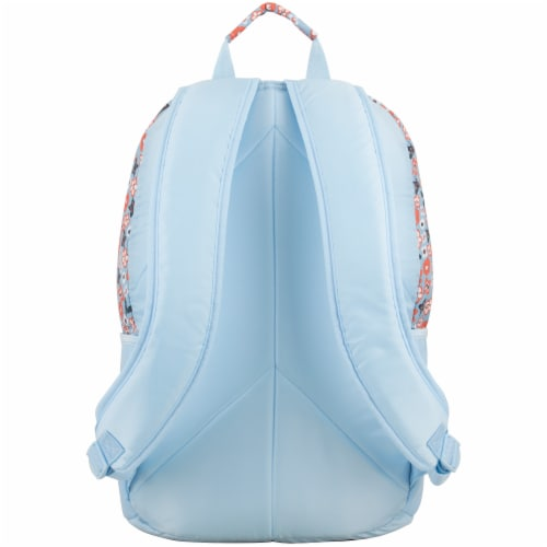 Fuel Deluxe Lunch Bag & Backpack Combo - Ditsy Foral Perspective: back