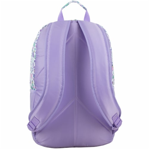 Fuel Deluxe Lunch Bag & Backpack Combo - Unicorn Sweets Perspective: back