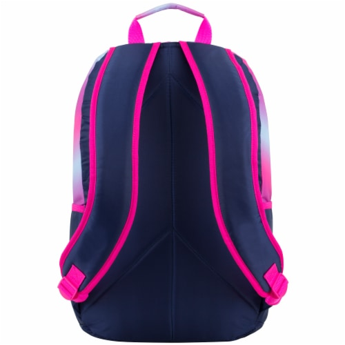 Fuel Deluxe Lunch Bag & Backpack Combo - Gradient Ombre Perspective: back