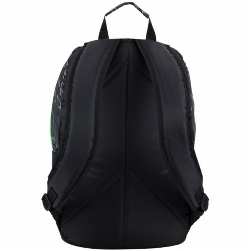 Fuel Dynamo Backpack - Camo Outline Perspective: back