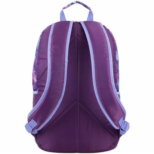 Fuel Deluxe Lunch Bag & Backpack Combo - Galaxy Perspective: back
