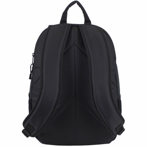Fuel Droid Heavy Duty Tech Backpack - Black Perspective: back