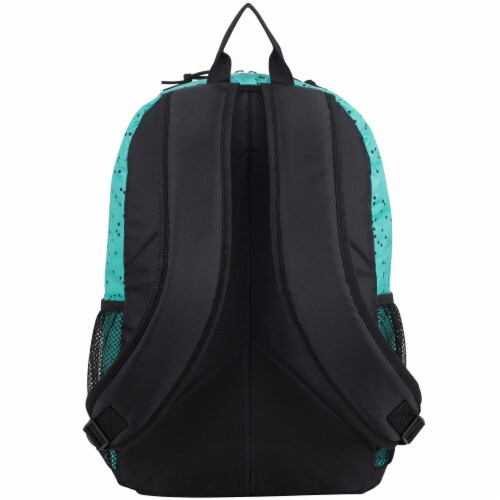Fuel Triple Decker Backpack - Dainty Dalmations Perspective: back