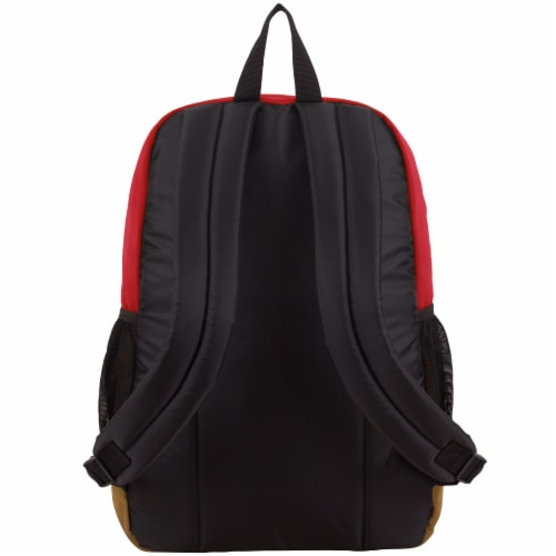 Fuel Superior Pro Backpack - Red Perspective: back