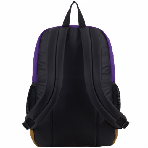 Fuel Superior Pro Backpack - Purple Perspective: back