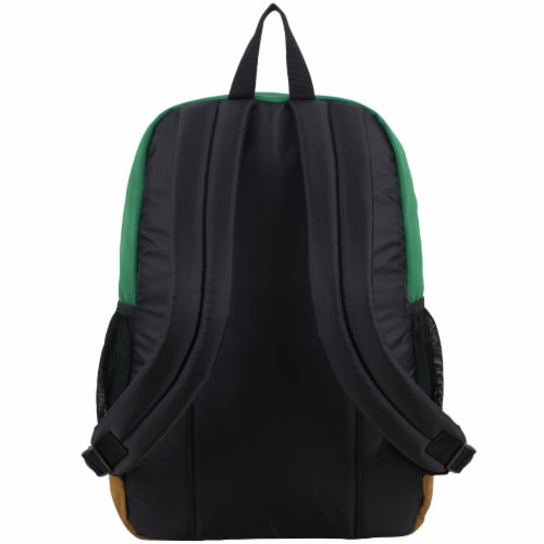 Fuel Superior Pro Backpack - Forest Green Perspective: back
