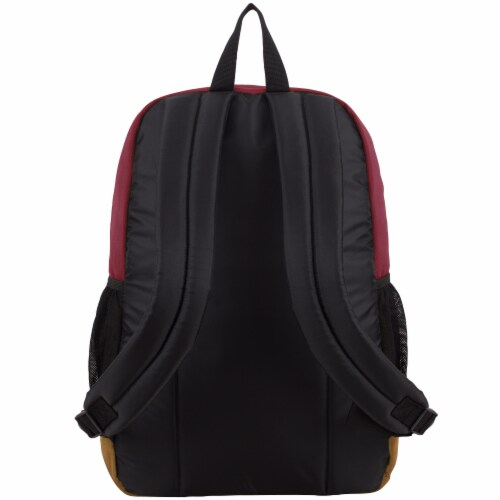 Fuel Superior Pro Backpack - Maroon Perspective: back