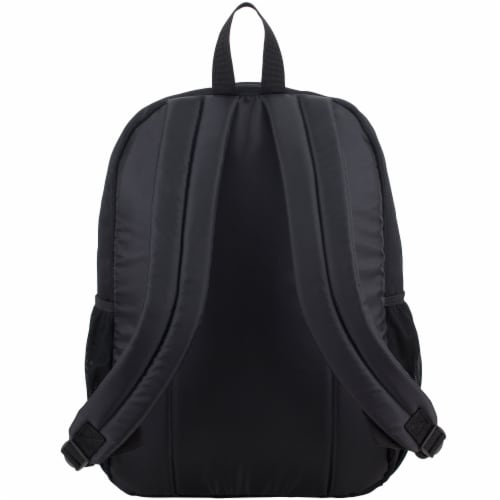 Fuel Deluxe Classic Large Backpack - Black Perspective: back