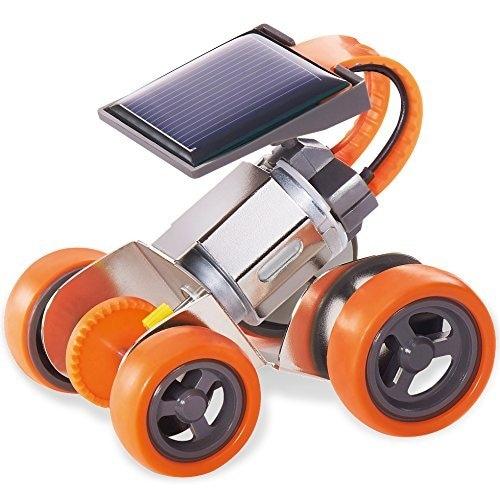 OWI  Rookie Solar Racer V2 Kit Perspective: back