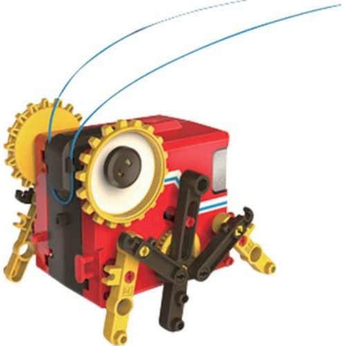 OWI  4 Mode EM4 Motorized Robot Kit Perspective: back