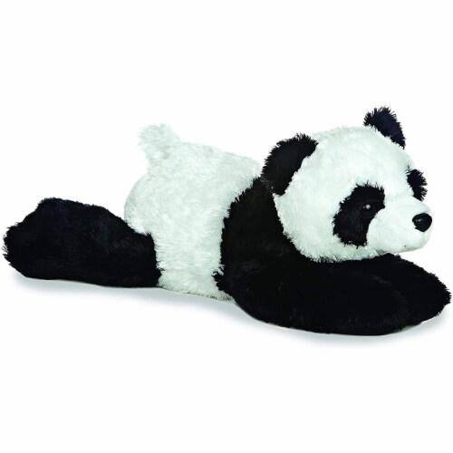 "12"" Aurora Plush Ni Hao Panda Bear  - 06135 Perspective: back"