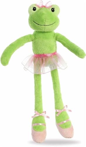 Aurora World Inc. 8883 Aurora World Hoppy Ballerina Frog Toy, Green Perspective: back