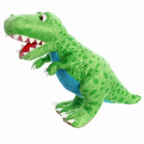 "Aurora World Dinosaur Roar - Roar T-Rex 10"" Plush Toy Perspective: back"