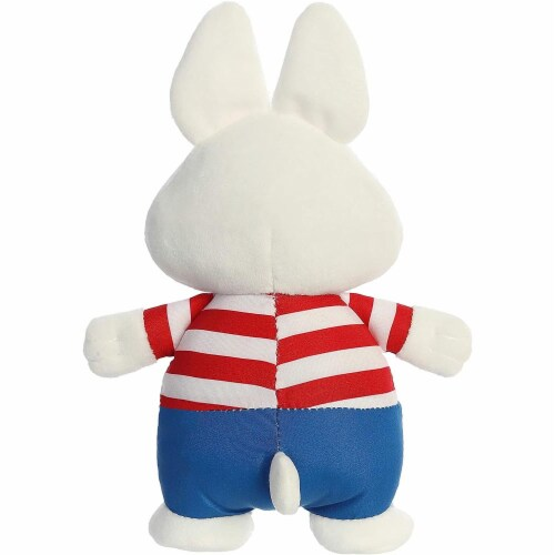 "Aurora - Max and Ruby - 6.5"" Max Plush Perspective: back"