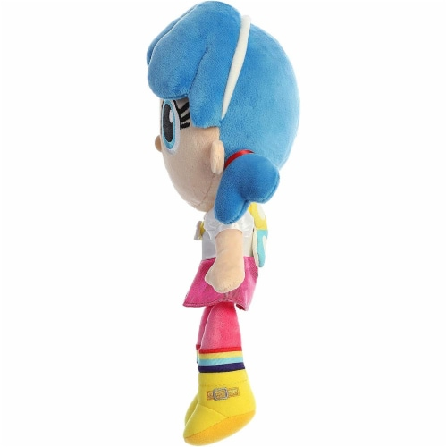 "Aurora - True and The Rainbow Kingdom - 11"" True Plush Perspective: back"