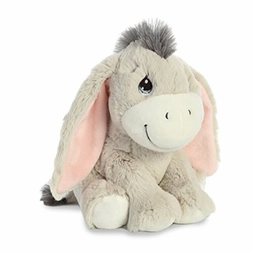 Aurora World Precious Moments Dusty Donkey Plush Perspective: back