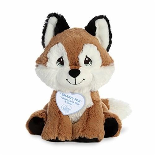 Aurora World Precious Moments Plush Toy, Smarty Fox Perspective: back