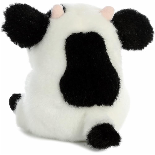 Aurora World Rolly Pet Daisy Cow Plush Perspective: back