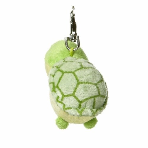 Aurora World Shelbee YooHoo Plush Turtle Clip On Perspective: back
