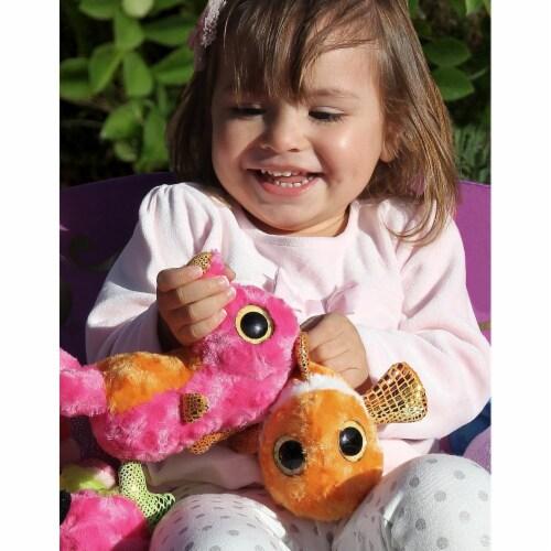 Clownee the Stuffed Animal YooHoo Friend by Aurora Perspective: back