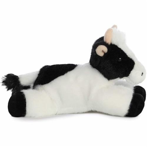 "Aurora World Inc. 31175 8"" Mini Moo Plush Cow Perspective: back"
