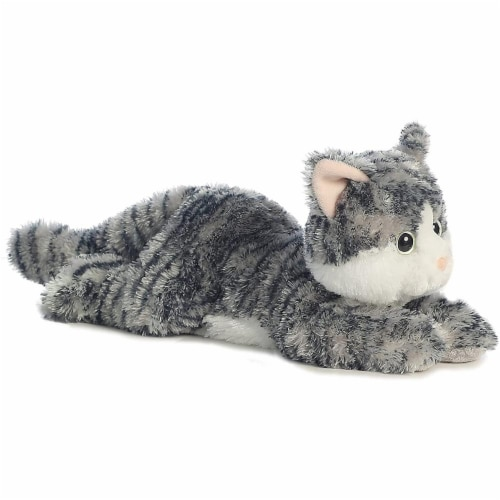 "Aurora World 12"" Flopsie Plush Lily the Cat Perspective: back"