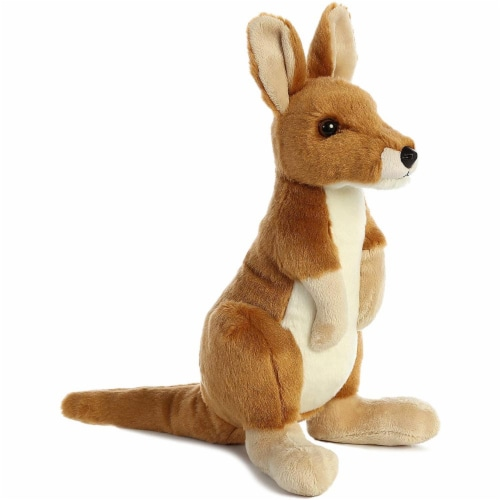 "Aurora World Flopsie Toy Kangaroo Plush, 12"" Perspective: back"