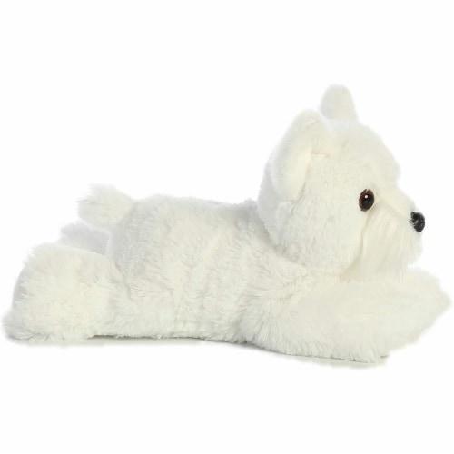 "Aurora World Inc. 31768 8"" Windsor Westie Stuffed Animal Perspective: back"