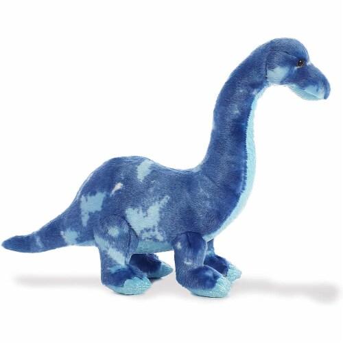 "Aurora World Brachiosaurus Plush Dinosaur, 15.5"" Perspective: back"