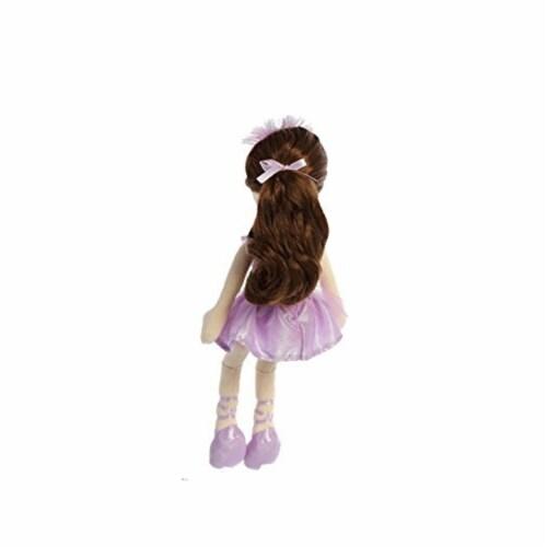 Aurora World Ballerina Doll Ava Plush Perspective: back