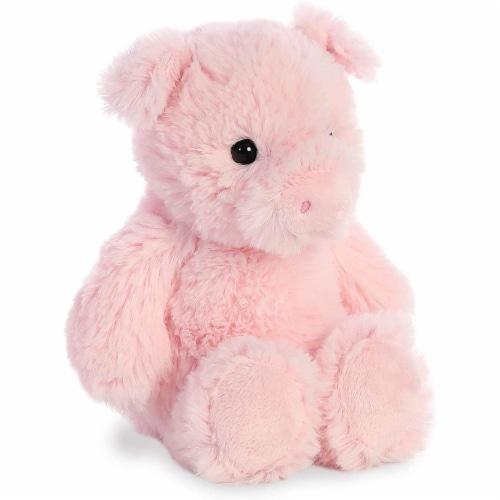 Aurora Pig Plush, Pink Perspective: back