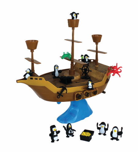 PlayMonster Don't Rock the Boat® Game Perspective: back