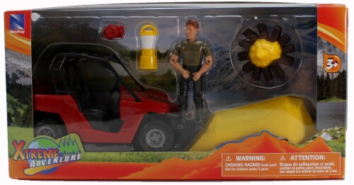 Xtreme Camping and ORV Adventure Playset Perspective: back
