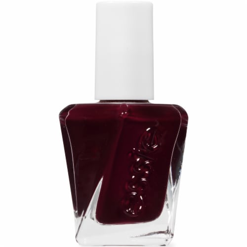 Essie Gel Couture Model Clicks Nail Polish Perspective: back