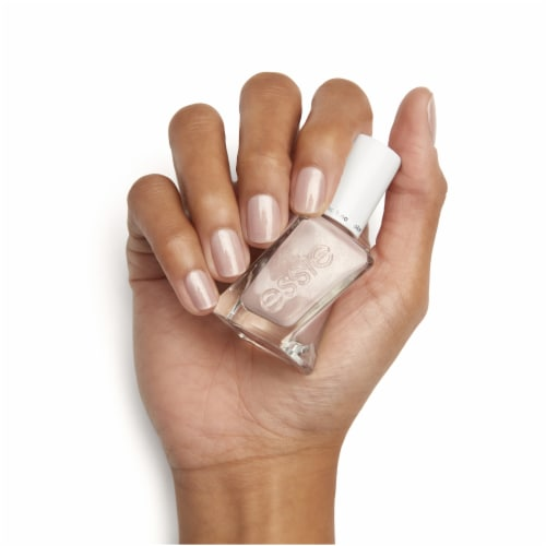 Essie Gel Couture Last Nightie Nail Polish Perspective: back