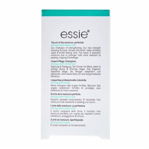 Essie® Strong Start Base Coat Perspective: back