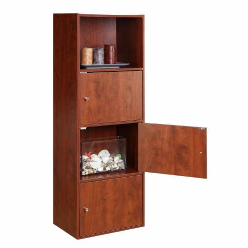 Xtra Storage 3 Door Cabinet Perspective: back
