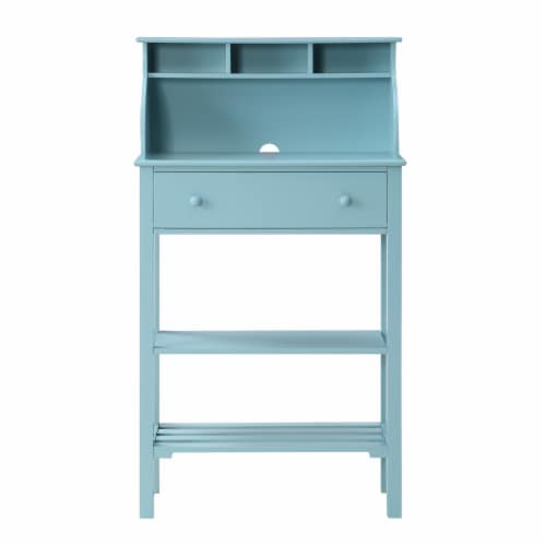 Designs2Go Office/ Kitchen Storage Desk Perspective: back