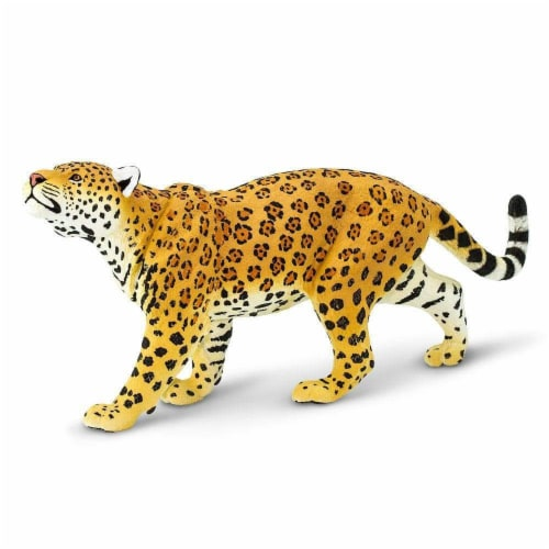Jaguar Toy Perspective: back