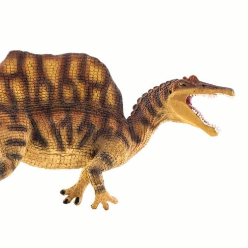 Spinosaurus Toy Perspective: back
