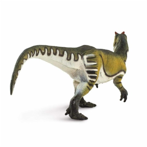 Allosaurus Toy Perspective: back