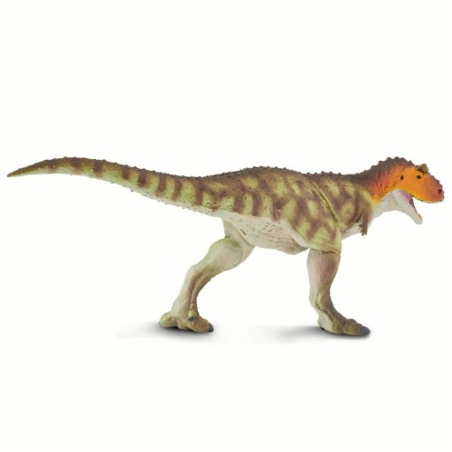 Carnotaurus Toy Perspective: back