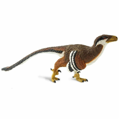 Deinonychus Toy Perspective: back
