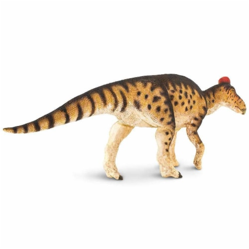 Edmontosaurus Toy Perspective: back