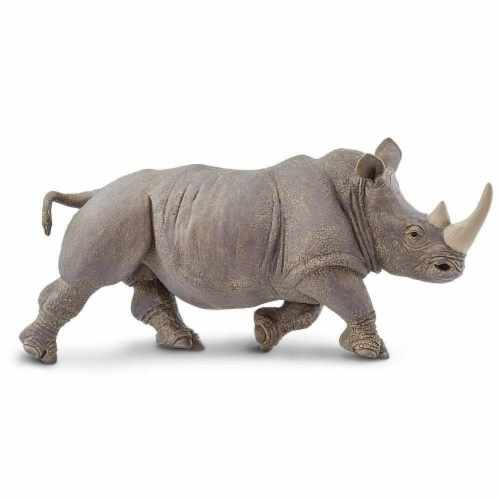 White Rhino Toy Perspective: back